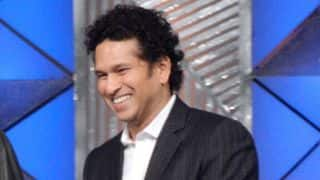 Sachin Tendulkar backs India to improve in Test cricket